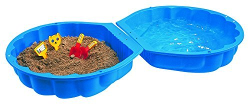 big 7711 001 sand und wassermuschel blau - Big 7711-001 - Sand- und Wassermuschel blau